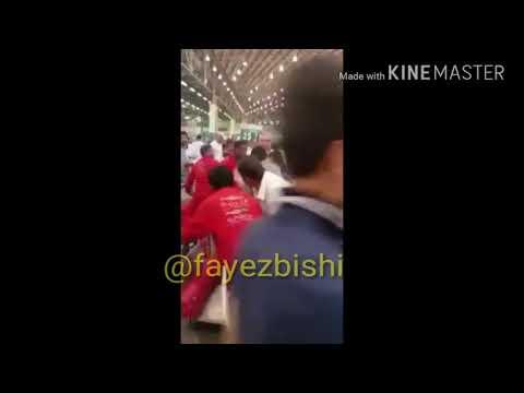 شاهد مشاجرة بين المواطنين في الكويت بسبب البصل