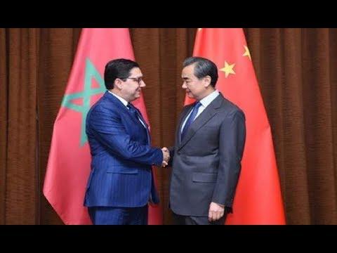 المغرب أول بلد ينضم رسميا لهذا المشروع الصيني الضخم