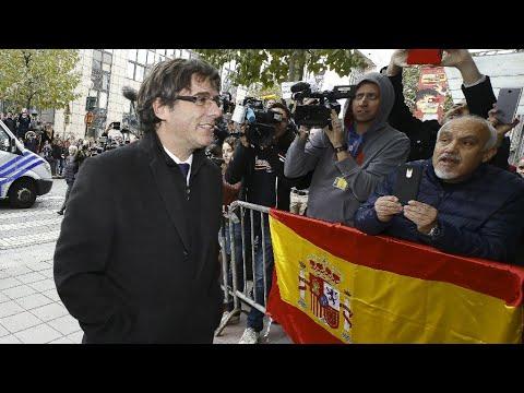 شاهد القضاء البلجيكي يبت بشأن تنفيذ مذكرة التوقيف الصادرة بحق بيغديمونت