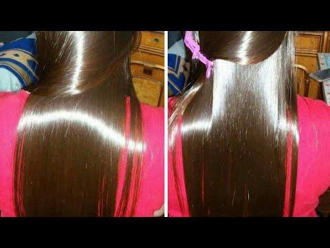 دهان يومي يجعل شعرك طويلًا وناعمًا