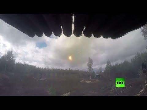 روسيا تحتفل بيوم القوات المدفعية والصاروخية