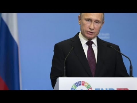 النزاع السوري يجمع بوتين وروحاني وأردوغان