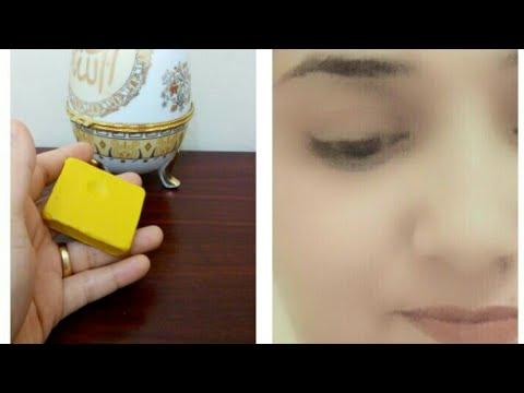 طريقة صناعة الصابون الأصفر