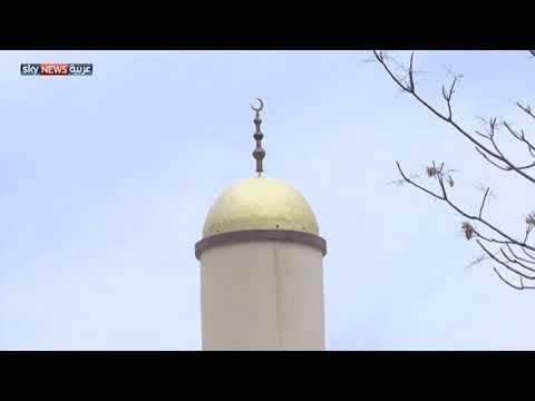 شاهد فرنسا تمنع المسلمين من الصلاة في الشارع