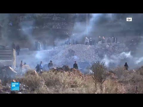 مداهمات عنيفة واعتقالات في الأراضي الفلسطينية