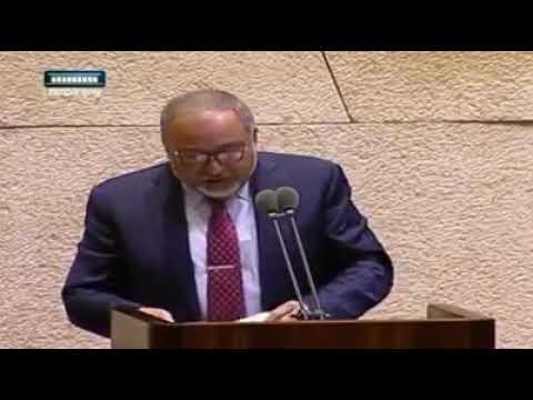النائب في الكنيست أحمد الطيبي يتصدى إلى أفيغدور ليبرمان بشموخ وقوة