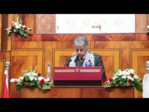 شاهد اجتماع رؤساء البرلمانات العربية يدين قرار ترامب بشأن القدس