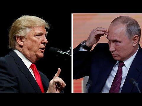 بوتين يشكر ترامب على معلومات استخباراتة