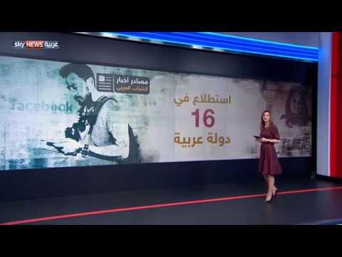 شاهد فيسبوك وواتس آب مصدر الأخبار الأول للشباب العربي