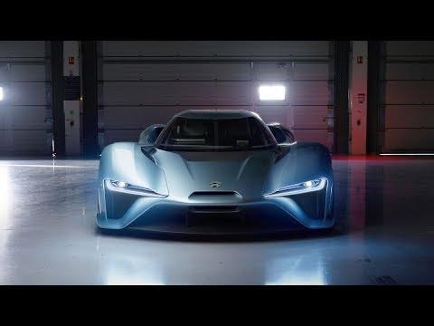 شاهد أسرع 10 سيارات كهربائية في العالم