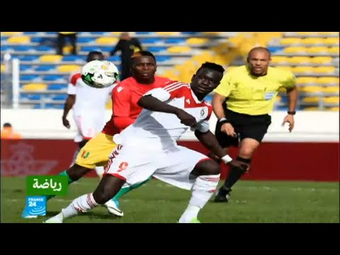 السودان يفوز على نظيره الغيني
