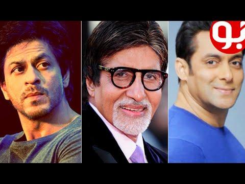 شاهد  أغنى الممثلين في الهند لعام 2016