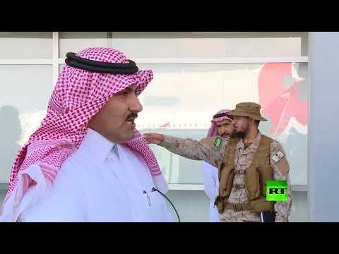 شاهد السفير السعودي محمد آل جابر يصل إلى عدن