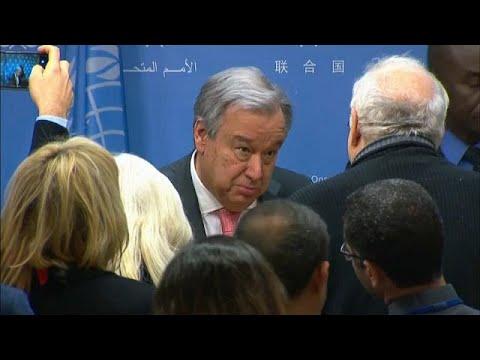 تحرش واغتصاب في في مكاتب الأمم المتحدة عبر أنحاء العالم