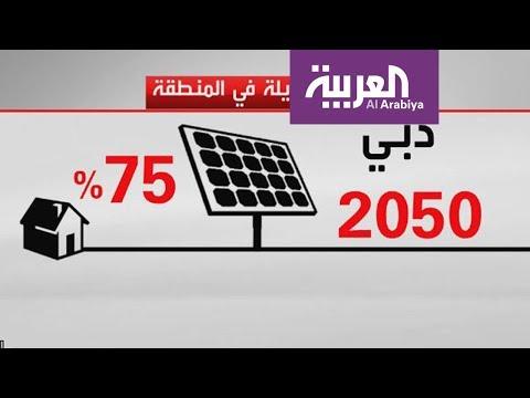 دول العالم العربي تنقض على الطاقة البديلة