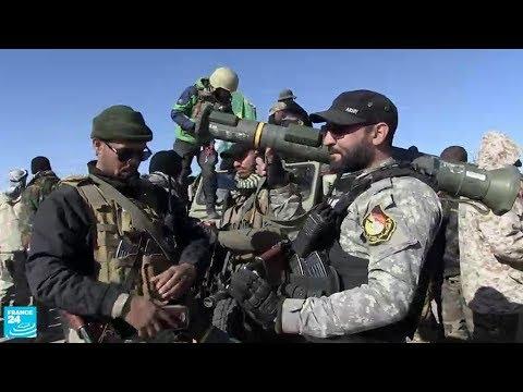 شاهد نشر ريبورتاج وثائقي جديد بعنوان قوات الحشد الشعبي المعركة الأخيرة
