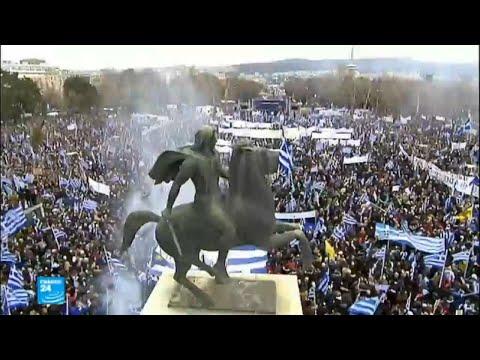 شاهد إضراب عام في اليونان تنديدا بتقشف الموازنة
