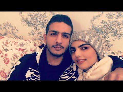شاهد سارة الودعاني تحرج أخاها عموري