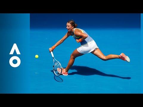 شاهد أبرز 5 نقاط في اليوم السابع لبطولة أستراليا المفتوحة للتنس
