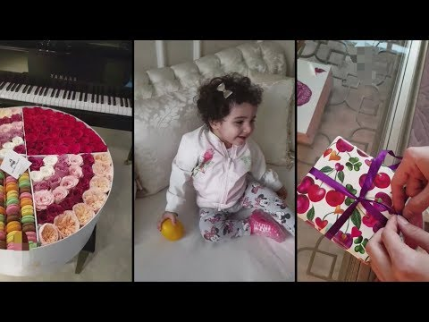 شاهد لجين عمران تلعب بصورة مرحة مع بسمة بنت مهيرة