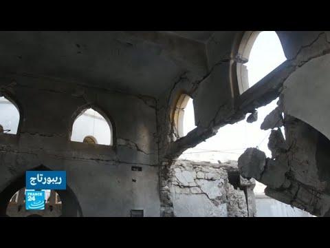 ليبيا وسط مساع لترميم مباني أثرية في بنغازي