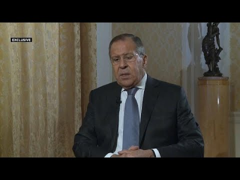 سيرغي لافروف يهاجم الولايات المتحدة بسبب سورية