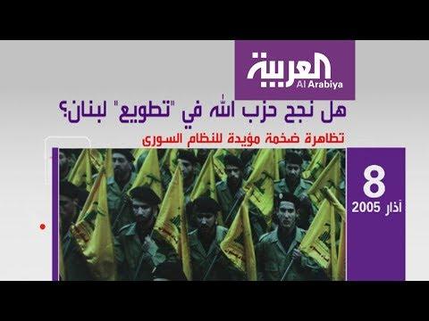 تساؤلات عن مدى نجاح حزب الله في تطويع لبنان