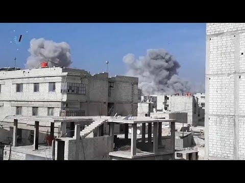 مقتل العشرات في قصف على الغوطة الشرقية