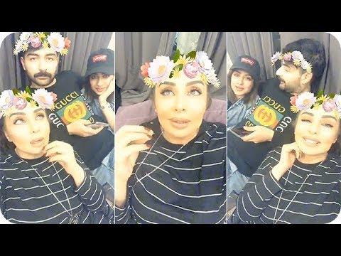 فيديو الفنانة فرح الهادي تفشل شيماء علي أمام عُقيل