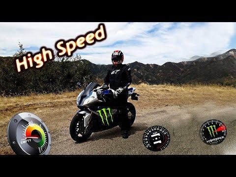 بالفيديو أفضل الدراجات الرياضية العالية السرعة