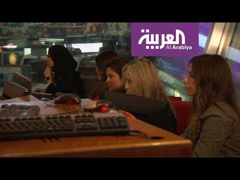 شاهد فريق صباح العربية النسائي يُحيي المرأة في يومها