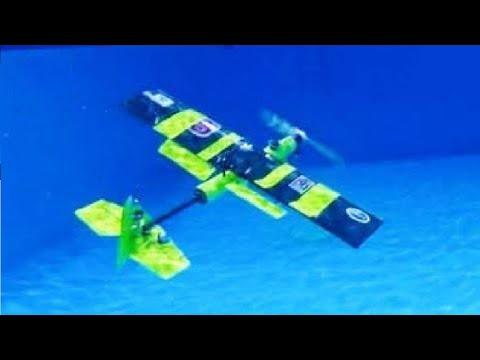 شاهد ٨ اختراعات لطائرات دون طيار