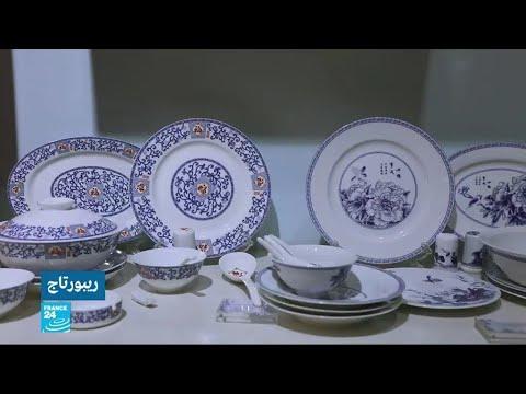 شاهد مدينة جينغ دتشن مهد الخزف الصيني تحافظ على تقاليد صناعته