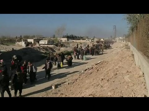 الجيش السوري يمهل مقاتلي المعارضة وقتًا