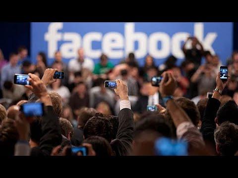 شاهد بالفيديو تراجع أسهم فيسبوك لهذا السبب
