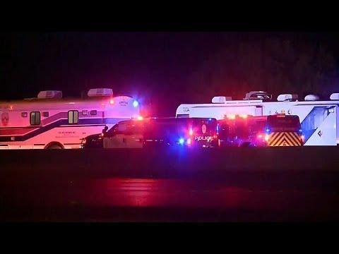 رجل يفجّر نفسه في تكساس أثناء قيام الشرطة بتعقبه