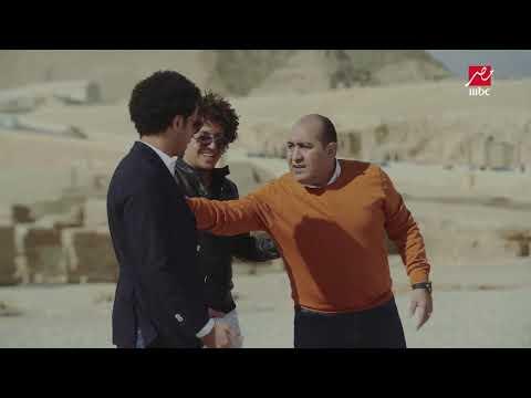 عمر جابر مذيعًا على قناة أم بي سي مصر