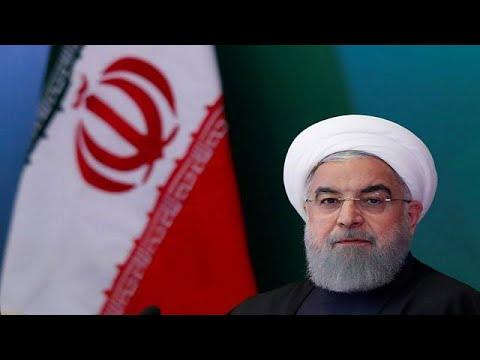 شاهد روحاني يؤكّد أن سلاح إيران دفاعي وصورايخها ليست تجاه الجيران