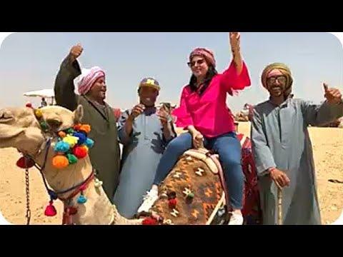جيهان هاشم تغني في مصر