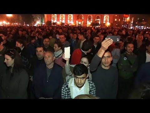 شاهد انتخاب سركسيان رئيسًا للوزراء