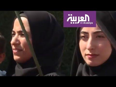 بالفيديو تظاهرات أحوازيون في الشوارع