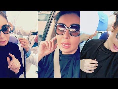 شاهد رد فعل شيماء علي على نصيحة دكتور الأنف والأذن إليها
