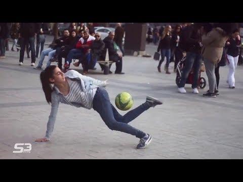 شاهد مهارات وحركات كرة قدم مذهلة ومستحيلة