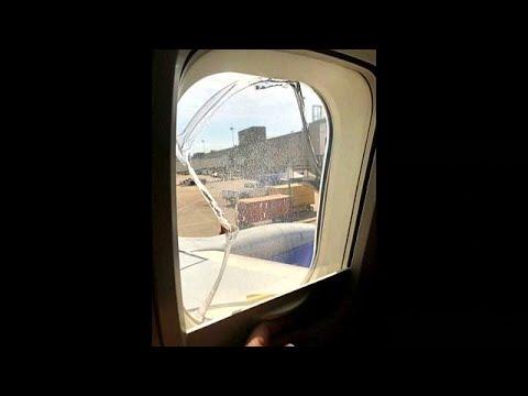 شاهد هبوط اضطراري جديد لطائرة تابعة لشركة ساوث ويست