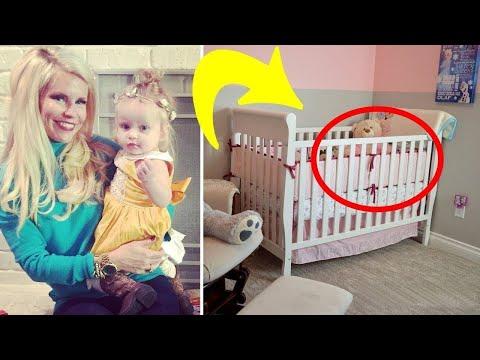 شاهد أم تنتبه إلى الخطر الخفي في غرفة ابنتها