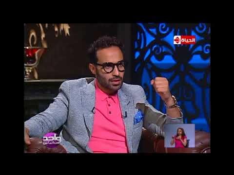 شاهد أحمد فهمي يعلن عن نيته بتبني طفل