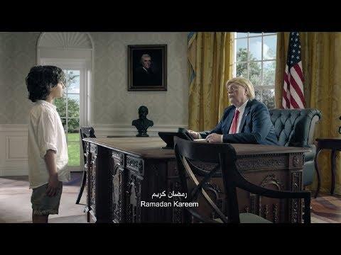 شاهد  إعلان زين خلال رمضان 2018