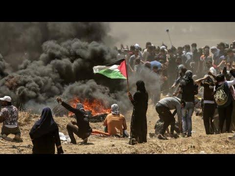 الفلسطينيون يطلبون من الجنائية الدولية التحقيق في جرائم الحرب الإسرائيلية