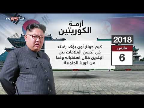 أزمة الكوريتين أحداث تاريخية وخطوات مصالحة جدية