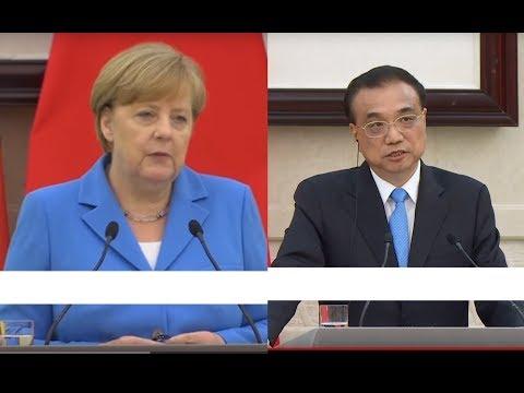 شاهد الصين وألمانيا متمسكتان بالاتفاق النووي الإيراني